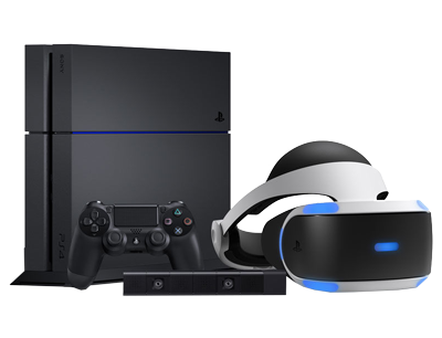 Playstation vr vr-bril