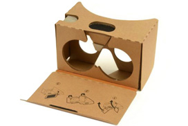 Google Cardboard 2.0 VR bril