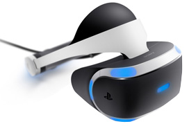 Playstation vr bril