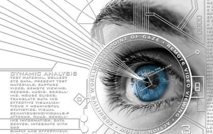 Facebook zet stappen met eye-tracking