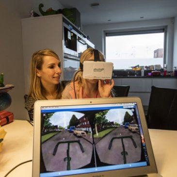 VR-bril voor Veilig Verkeer Nederland