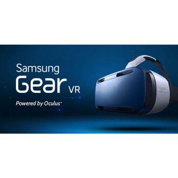 Samsung Werkt Aan Nieuwe Gear VR-bril