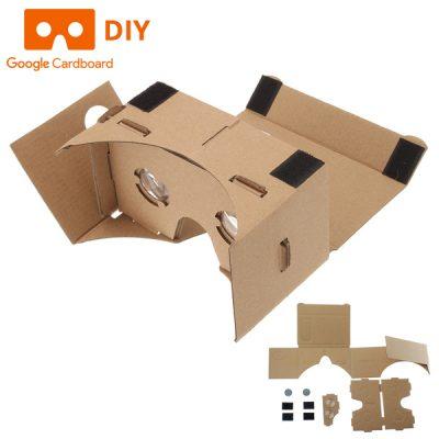 vr bril Google Cardboard