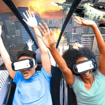 Grappig – VR in Thailand