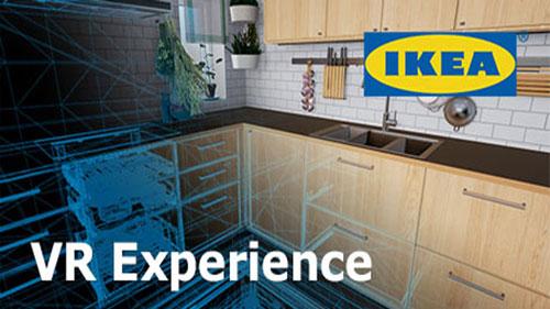 IKEA en virtual reality
