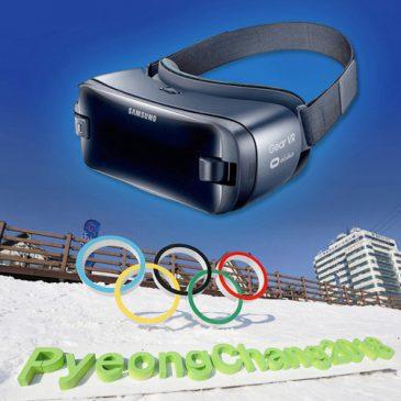 Road to Korea – Samsung VR op de Olympische winterspelen 2018