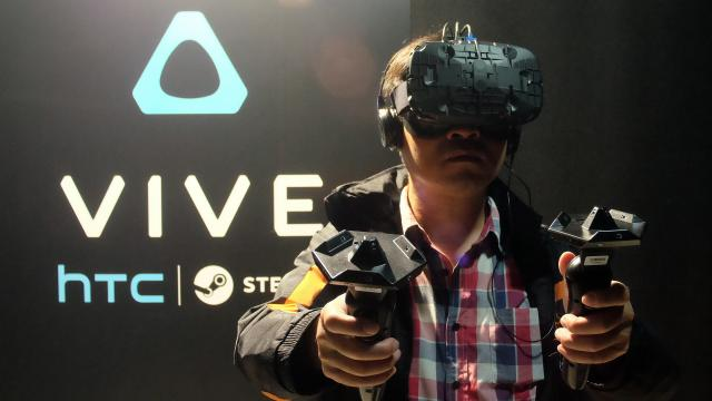htc open eigen studio virtual reality