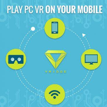 vridge hoge kwaliteit virtual reality smartphone